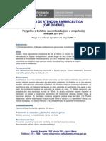 Poligelina o Gelatina Succinilatada(Con o Sin Potasio)