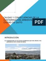 presentacion contaminacion ambiental