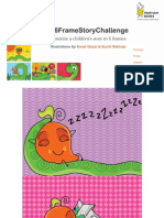 Sonal Goyal and Sumit Sakhuja's Illustrations for the #6FrameStoryChallenge - 2