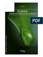 Aprenda a Escuchar La Naturaleza (PDF)
