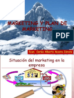 Marketing Plan de Marketing