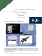 Utilisation Et Personnalisation de Windowmaker