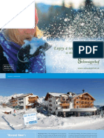 Winter Brochure English 2014 / 2015