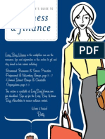 EveryBusyWoman - Business & Finance Guide, 2010