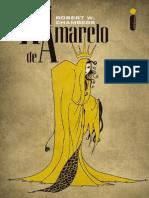 O Rei de Amarelo - Richard W. Chambers