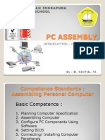 Assembling PC