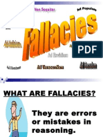 My Fallacies