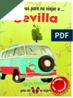 123 Motivos Para No Viajar a Sevilla
