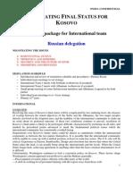 Simulare Kosovo_Instructiuni RU Delegation