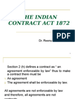 Contract Act 1872 Provisions as to Offer & Acceptance