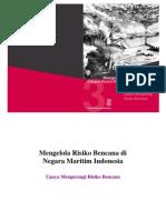 Buku III Mengelola Resiko Bencana