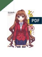 Toradora Volume 1 (Light Novel) | Nature
