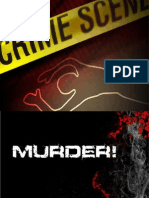 Murder in the Classroom