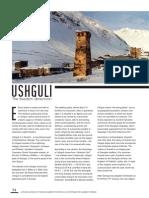 USHGULI - The freedom dimension