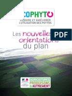 ECOPHYTO - Les nouvelle orientations du plan