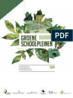 Rapport Groene Schoolpleinen
