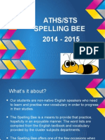 aths sts spelling bee rules 2014-15