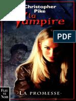 Christopher Pike - La Vampire -1- La Promesse