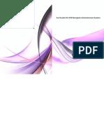 Xtrons - TD609 User Manual