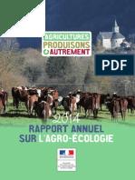 2014 Rapport Annuel sur l'Agro-écologie