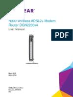 User Manual DGN2200v4