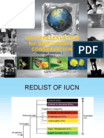 10.Cryopreservation for Biodiversity Conservation