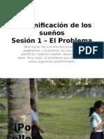 Sesión 1 - El Problema