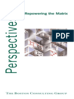 BCG Repowering Matrix Sep2006
