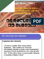 A Geomorfologia de Portugal