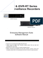 IDVR EMS Software Manual