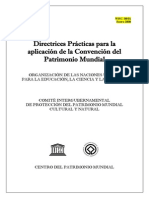 Directrices Del Patrimonio Unesco
