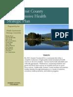Comprehensive Health Strategic Plan
