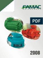 Catalogo FAMAC2008 Completo