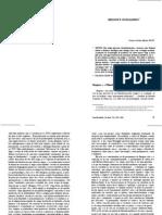 PINTO-bergson e Os Dualismos