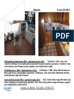 End terraced House of about 100 m² + Apartment of approx. 60 m²