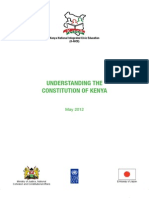 Revised Understanding Constitution, COK