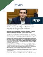 2015-01 Offener Brief von Alexis Tsipras an Deutschland
