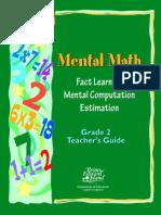 mental math gr2math