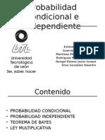 probabilidadcondicionaleindependiente-121018194208-phpapp01