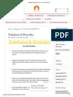 Nakshatra & Remedies - J...Sh - The Divine Science
