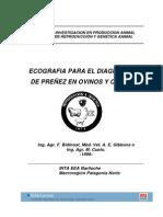 Ecografia Para El Diagnostico de Preñez en Ovinos y Caprinos