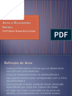 Acne e Discromias Faciais