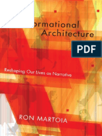 Transformational Architecture by Ron Martoia, Excerpt