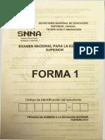 Examen SNNA