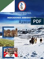 Indicadores Ambientales Ayacucho