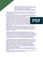 Kinesiología y EFT