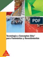 Tecnología y Conceptos Sika Para Pavimentos y Revestimientos