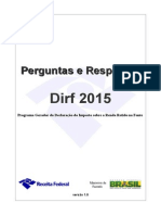 Dirf 2015 Perguntas Eres Post As