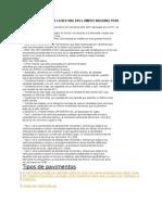 Clasificacion de La Red Vial en El Ámbito Nacional Perú