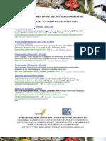 Paginas Web de CONSERVACION & DESARROLLO y Smart Voyager Certifid, Make a donation@ccd.org.ec / Haga una donación